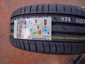 245 40 19 Marshal MU12 ljetne gume r19 nove