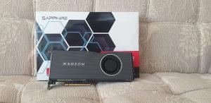 AMD Radeon rx5700xt 8 GB Grafička kartica GDDR6 5700 xt