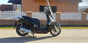 Skuter Kymco PEOPLE S250 2007-o god.