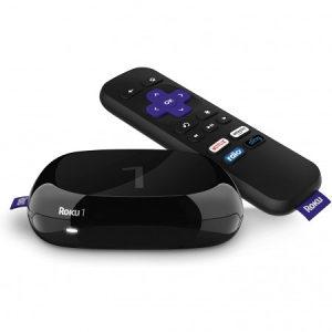 Roku 1 Streaming Media Player Smart Receiver