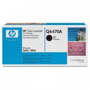 HP Toner Q6470A crni za HP LaserJet 3600/3800