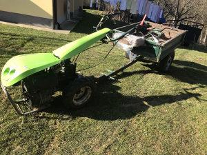 Motokultivator traktor