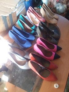Cipele zenske iz njemacke nove.