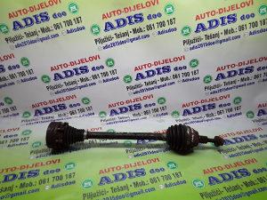 Poluosovina Zadnja Lijeva Pasat 6 2.0 TDI ADIS 12606