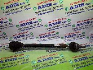 Poluosovina Desna Golf 4 1.4 16V ADIS 16807