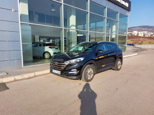 HYUNDAI TUCSON 2.0 CRDI 4WD 6AT 2017