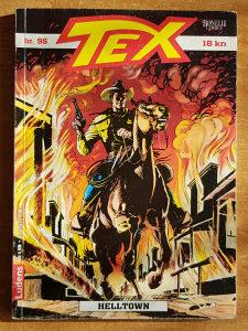 """Strip Tex """"Helltown"""" br.96"""