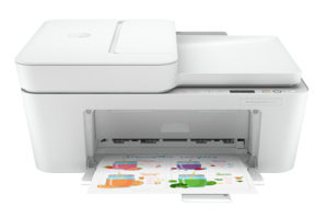 Printer HP DeskJet Plus 4120 AIO print/scan/copy/  WIFI