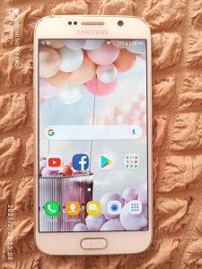 Samsung S6 bijeli