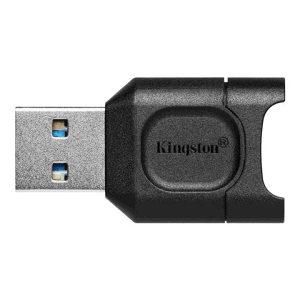 Čitač kartica Kingston USB3.2 Gen1 microSD MLPM...