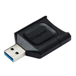 Čitač kartica Kingston USB3.2 Gen1 SD MLP...