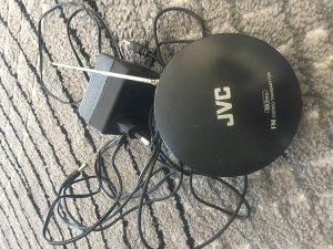 Jvc fm transmitter