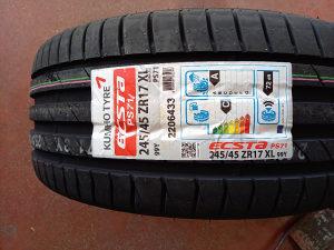 245 45 17 Kumho PS71 ljetne gume r17 nove