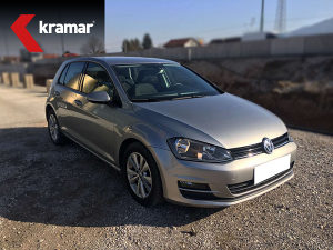 VW Golf VII 1.6 TDI BlueMotion Technology Comfortline