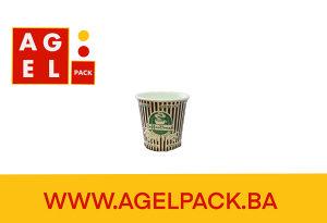 Papirne case za kafu 4 OZ  200 kom