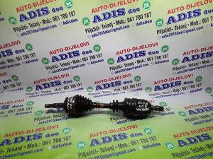 Poluosovina Lijeva Corsa C 1.0 Benzin ADIS 24687