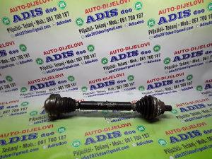 Poluosovina Desna Pasat 6 2.0 TDI ADIS 11430