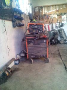 Industrijski CO2 aparat + elektro