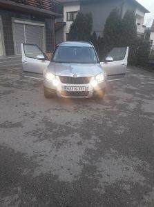 Škoda Yeti 2.0 4 x 4