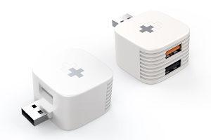 CON HD HyperCube USB HUB Backup za IOS/Android...