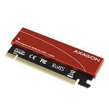 CON AXA PCIe ADAPTER za 3.0 x4 NVME M.2 SSD sa coo...