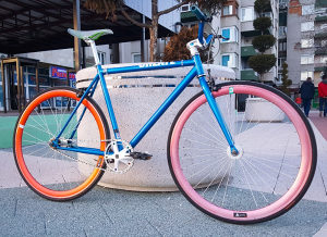Single speed, fixi , Create biciklo