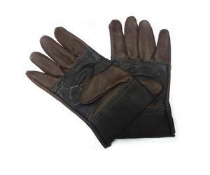 Radne rukavice - kožne (brown)