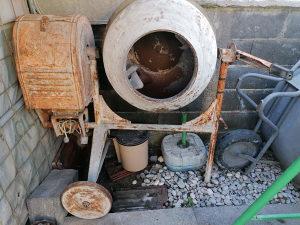 Mjesalica za beton