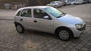 Opel Corsa, 1.0, registrovana, g.p.2002.