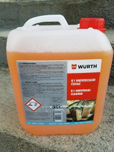 Deterdžent za dubinsko čišćenje - Wurth/5L