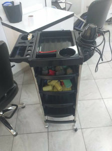 Kolica za frizerski salon