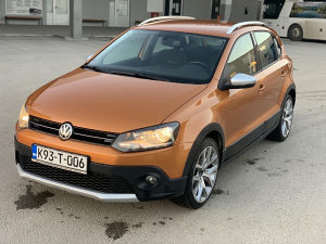VW Polo Cross 1.4 TDI FULL mod 2016
