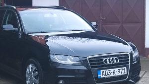 Audi A4 B8 2009 godina BEZ ZAMJENA