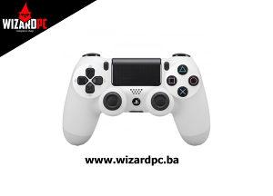 Gamepad SONY/REPLICA PS4 White (12582)