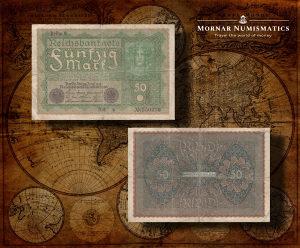 50 Maraka 1919 G Njemačka