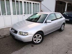 Audi A3 1.9 TDI,Reg. 08/2021