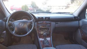 Mercedes C200 85KW 2.0 DIZEL 2003GOD REG DO 11 MJESECA