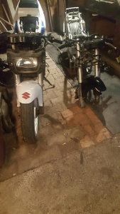 Suzuki rg dijelovi