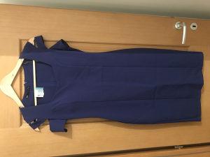 Nova plava kratka haljina, vel. s