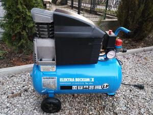 Elektra Beckum kompresor 24 litra