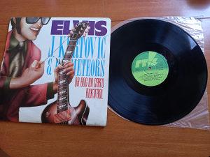 Elvis J. Kurtović -Da bog da crk'o rok'n'rol lp