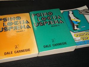Psihologija uspjeha I-III , Dale Carnegie