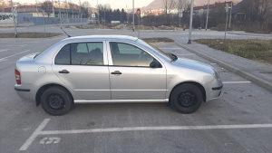 Škoda Fabia Sedane 1.2 Benzin