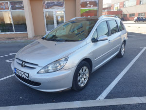 PEUGEOT 307 SW 2.0HDI-66kw, 2004g, 061/733-168