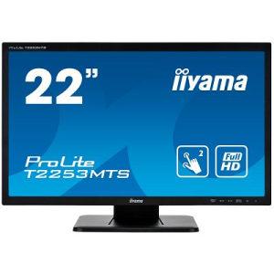 "IIYAMA Monitor 21,5"" Optical Dual Touch T2253MTS-B1"