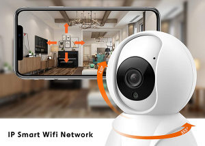 Bežična Kamera DF-841W 2.0MP IP Smart WiFi