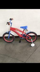 Bicikl biciklo dječje djecije za djecu Spiderman