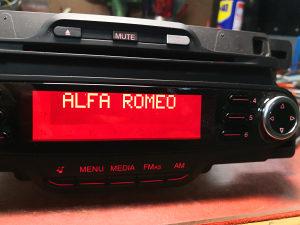 Alfa Romeo auto radio mp3