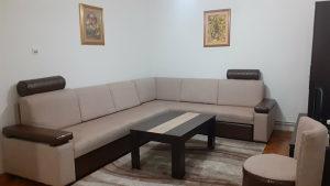 Ugaona garnitura, tv komoda,stol