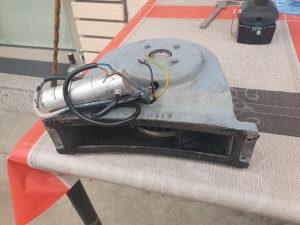 turbinski ventilator